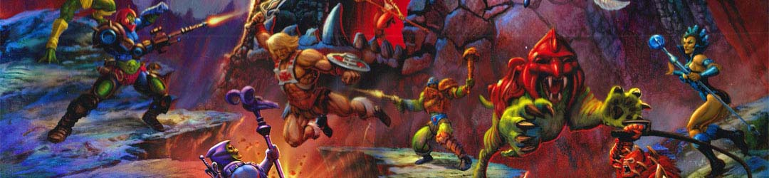 masters of the universe in action