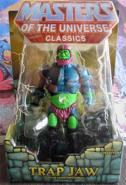 trap jaw motuc ovp